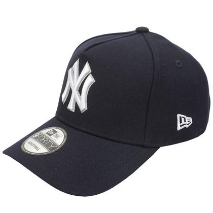 Boné New Era 9Forty A-Frame MLB New York Yankees Street Life Navy