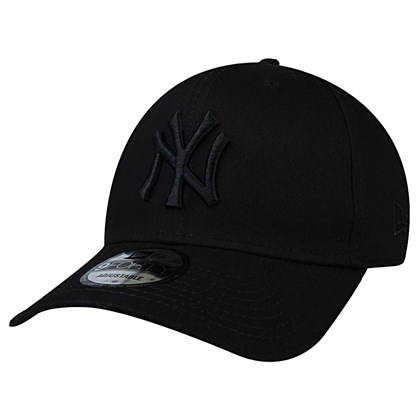 Boné New Era 9Forty MLB New York Yankees Black Black