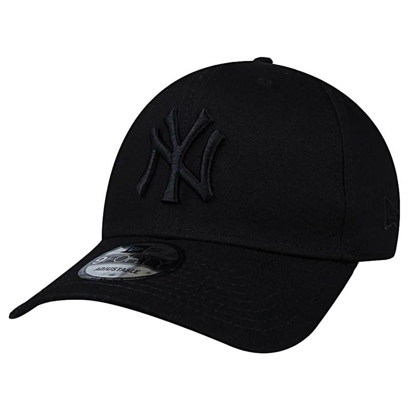 Boné New Era 9Forty MLB New York Yankees Black Black