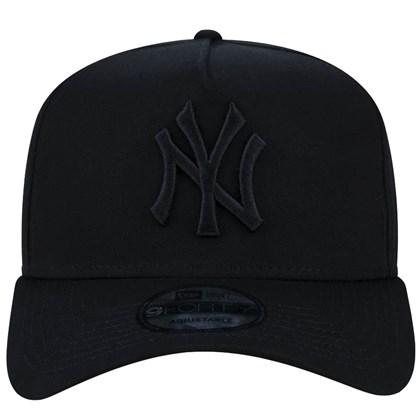 Boné New Era 9Forty MLB New York Yankees Snapback Black