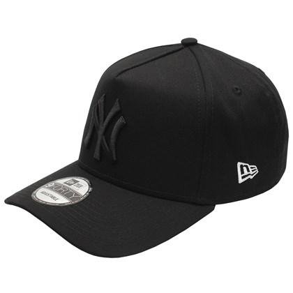 Boné New Era 9Forty MLB New York Yankees Snapback Black Black