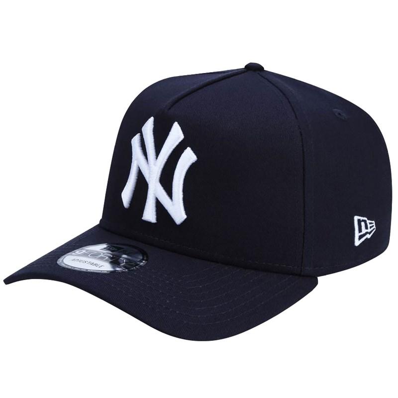 Boné New Era 9Forty MLB New York Yankees Snapback Navy