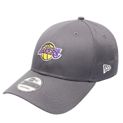 Boné New Era 9Forty NBA Los Angeles Lakers Dark Grey