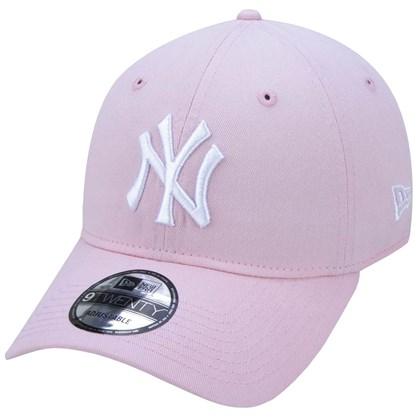 Boné New Era 9Twenty MLB New York Yankees Strapback Rosa