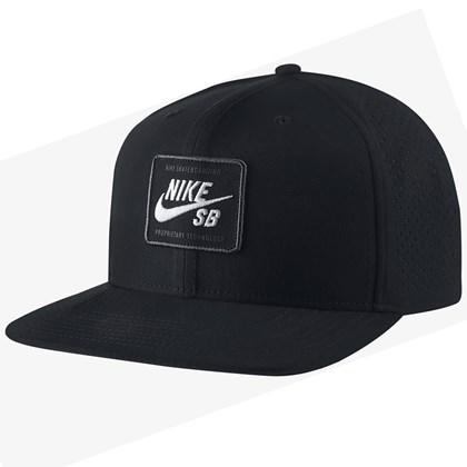 Boné Nike SB AeroBill Pro 2.0 Snapback Black