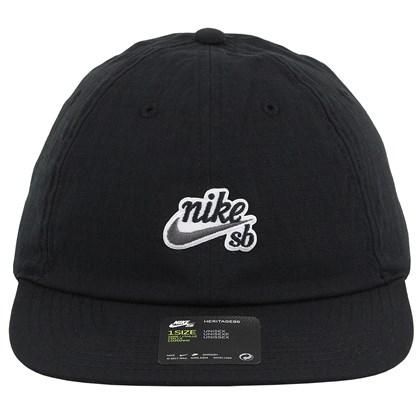 Boné Nike SB Heritage 86 BlackThunder Grey