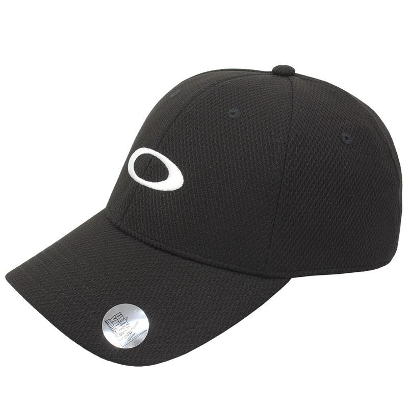 Boné Oakley Golf Ellipse Jet Black