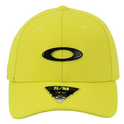 Boné Oakley Tincan Blazing Yellow