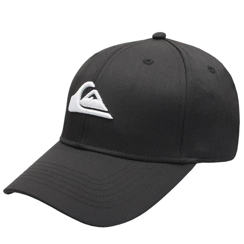 Boné Quiksilver Adapted Snapback Black