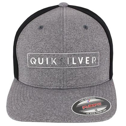 Boné Quiksilver Hologram Transfer Black