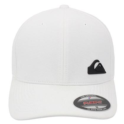 Boné Quiksilver Side Black White