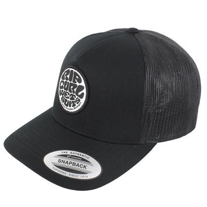 Boné Rip Curl Essential Trucker Black