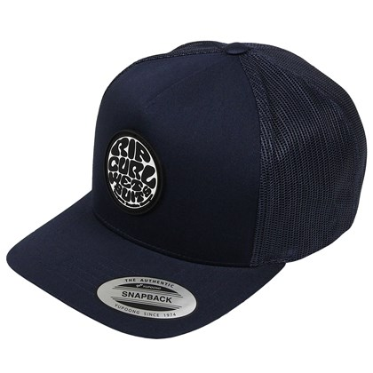 Boné Rip Curl Original Wetty Trucker Navy