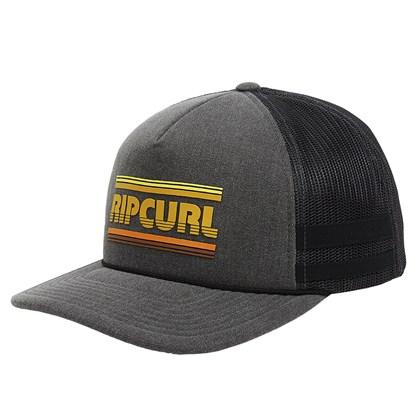 Boné Rip Curl Selleck Trucker Charcoal