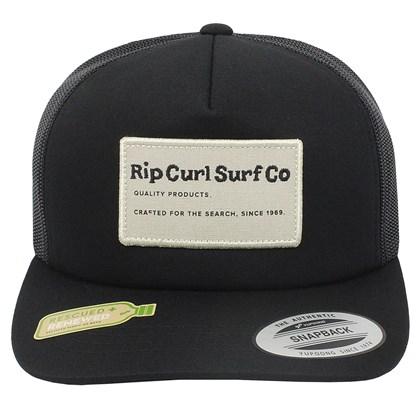 Boné Rip Curl SWC Trucker Black