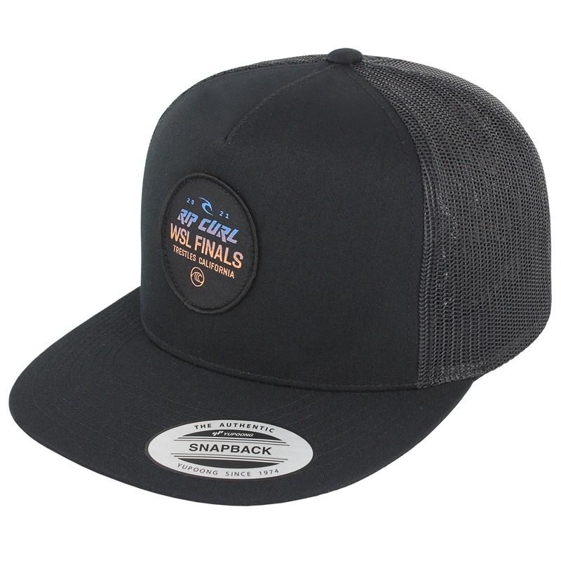 Boné Rip Curl WSL Finals Trucker Black