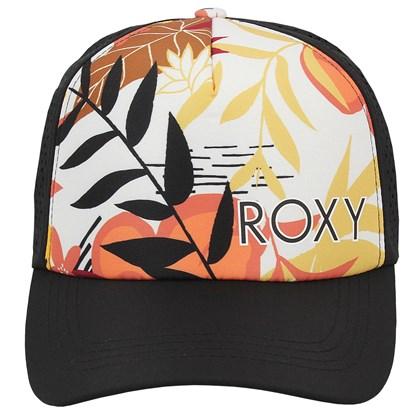 Boné Roxy Live By The Sun Bright White