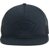 Boné Vans Classic Patch Trucker Black