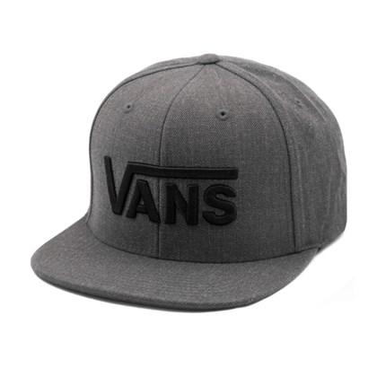Boné Vans Drop V Snapback Preto