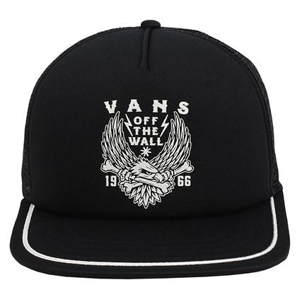 Boné Vans Trask Trucker Black
