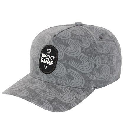 Boné Vissla Surfrider Snapback Black