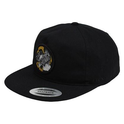 Boné Volcom X Antihero Snapback Black