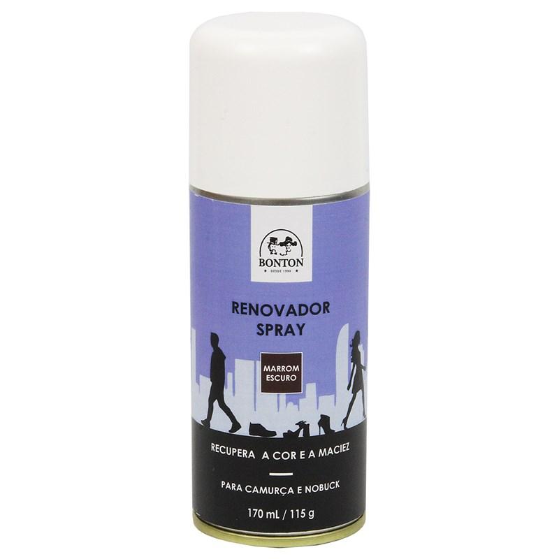 Bonton Renovador spray Marrom escuro 170ml
