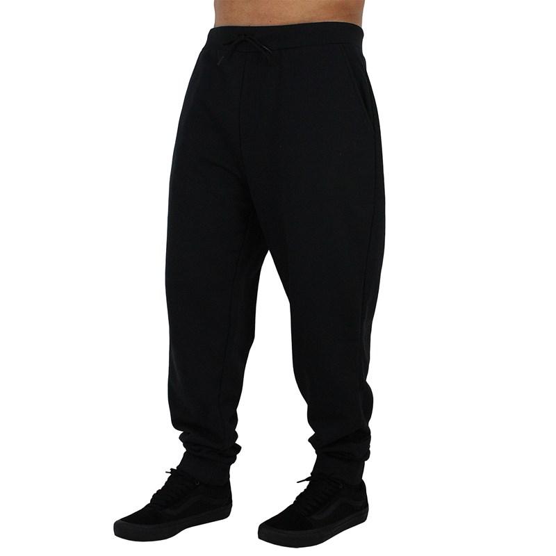 Calça de Moletom Extra Grande Element Basic Logo Black