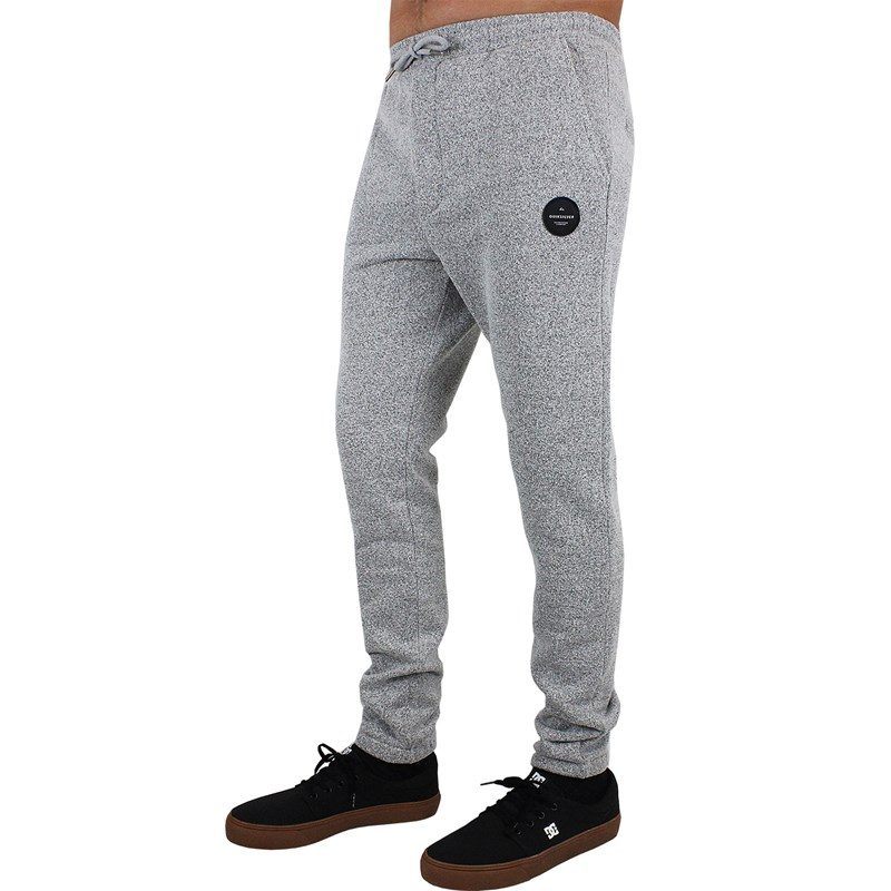 Calça de Moletom Quiksilver After Surf Grey Heather