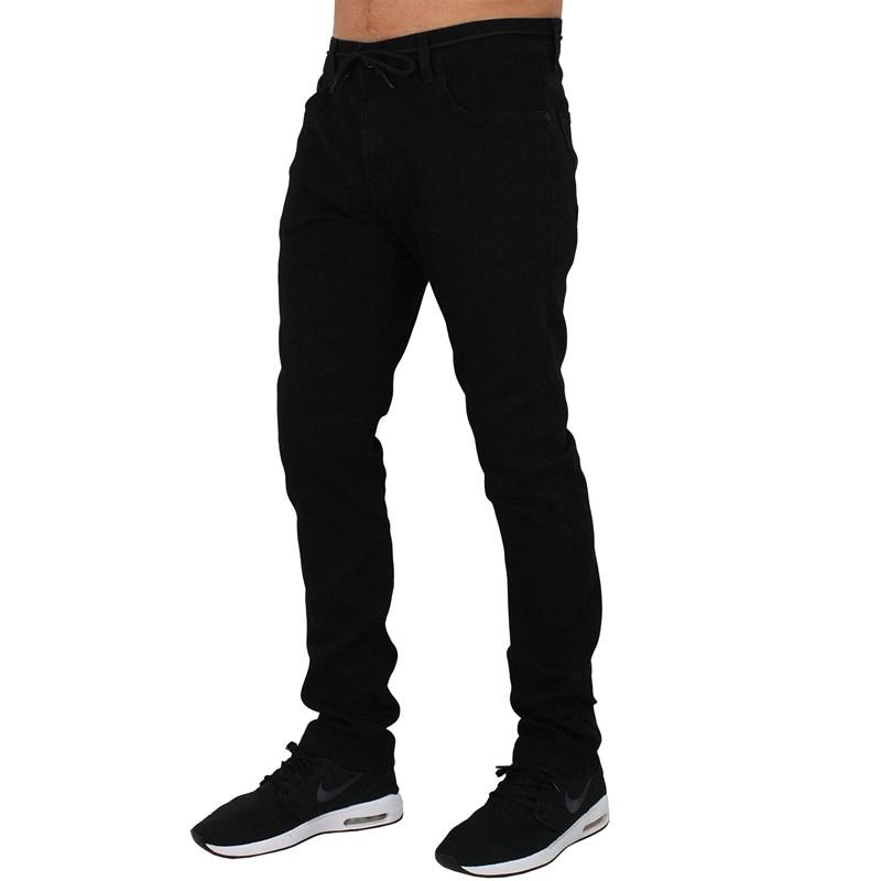 Calça Jeans Element Essentials Black
