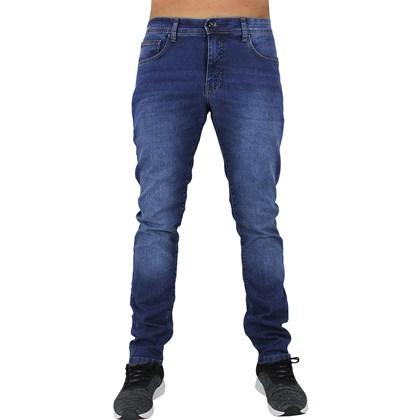 Calça Jeans Quiksilver Every Azul Escuro