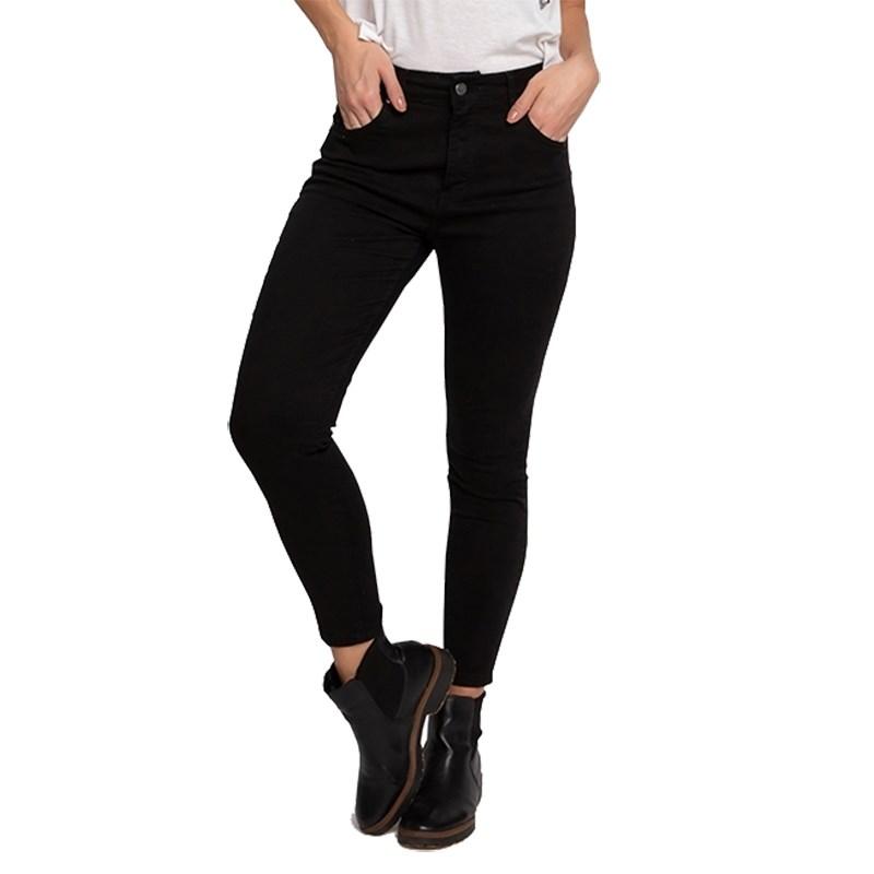 Calça Jeans Roxy Hight II Black