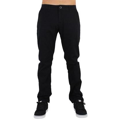 Calça Jeans Volcom Vorta Black