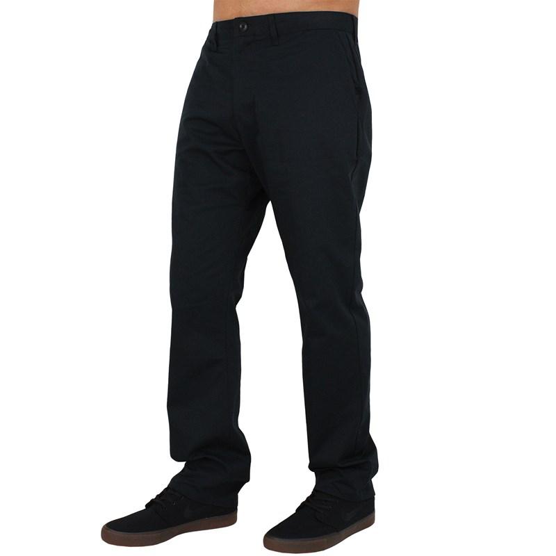 Calça Nike SB Dri Fit Standard Fit Chino Black