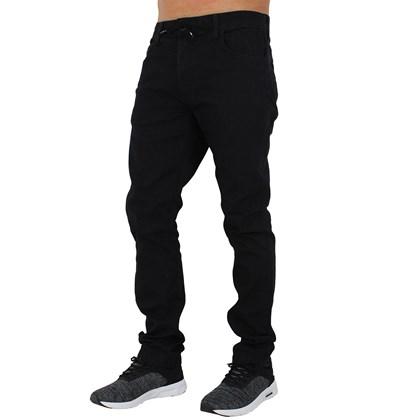 Calça Quiksilver Skate Black