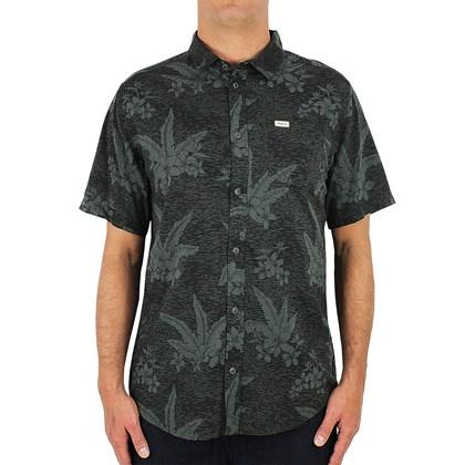 Camisa RVCA Hawaiian Black