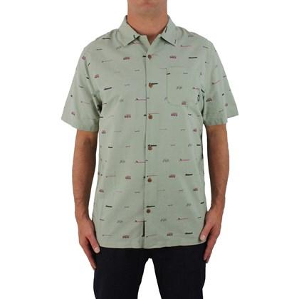 Camisa Vans Yusuke Loggin