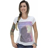 CAMISETA BABY LOOK HANG LOOSE TEE NOA FEMININA