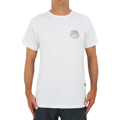Camiseta Billabong Andy Irons Forever Branca