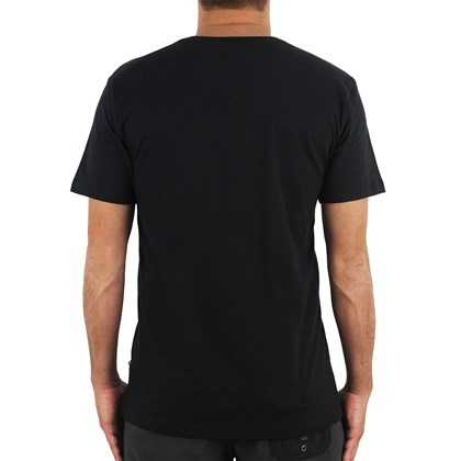 Camiseta Billabong Chest Stealth Black Grey
