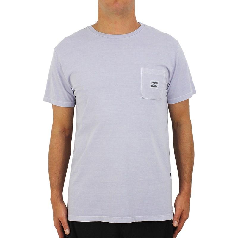 Camiseta Billabong Die Cut IV Lilás