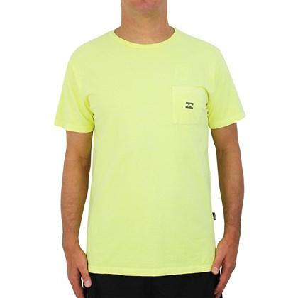 Camiseta Billabong Die Cut IV Verde