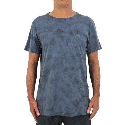 Camiseta Billabong Essential Tie Dye Black