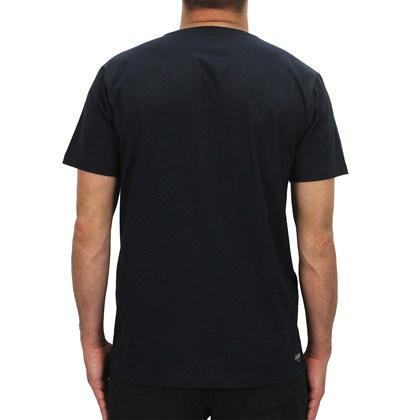 Camiseta Billabong Fifty50 Cinza Escuro Mescla