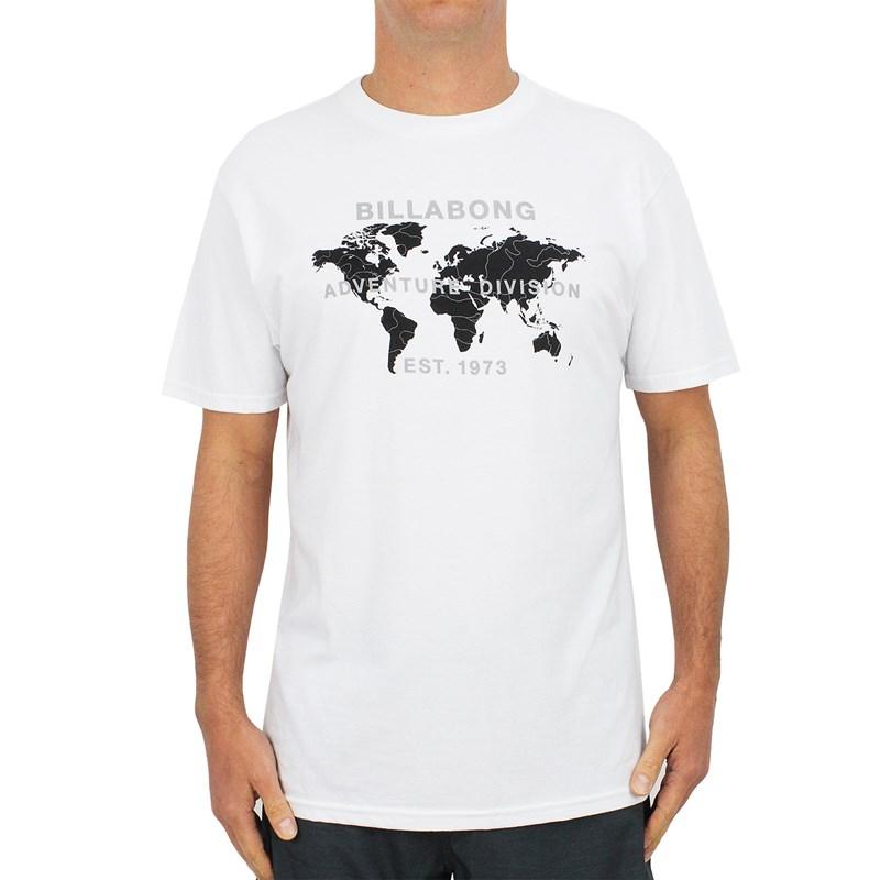 Camiseta Billabong International White