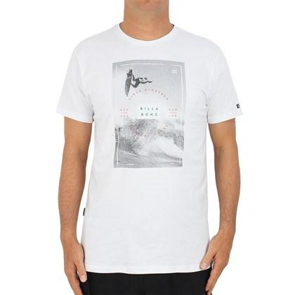 Camiseta Billabong Italo Branca