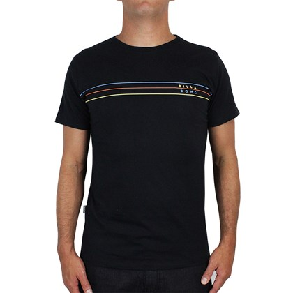 Camiseta Billabong Perimeter Black