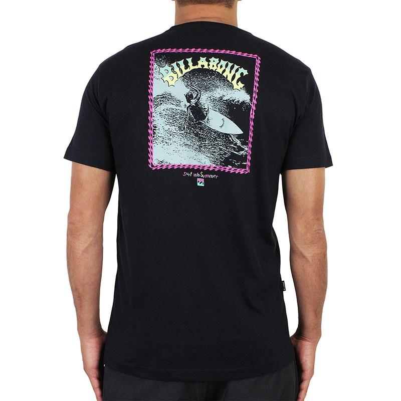 Camiseta Billabong Summer Preta