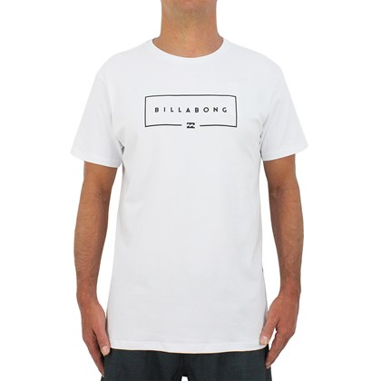 Camiseta Billabong Union UV White
