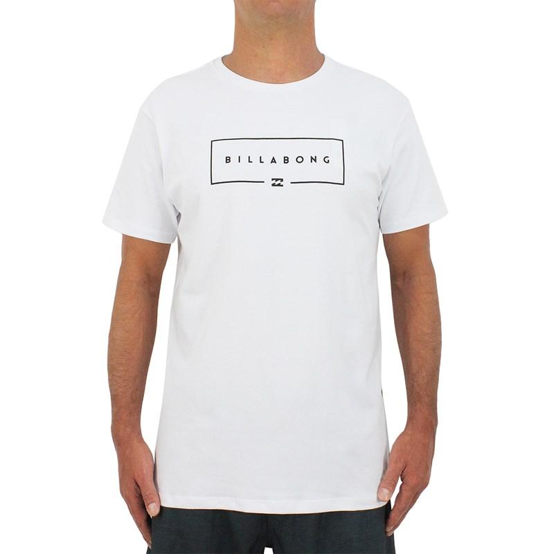 Camiseta Billabong Union UV White